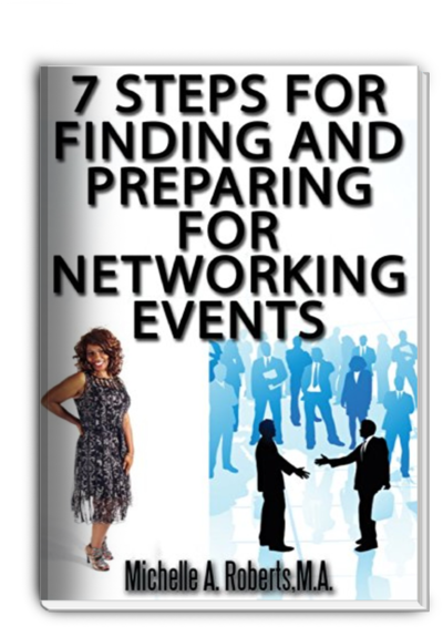 7 Steps for Finding and Preparing for Networking Events